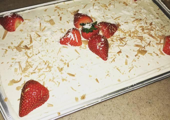 Easiest Way to Make Yummy Ladyfingers Cheesecake