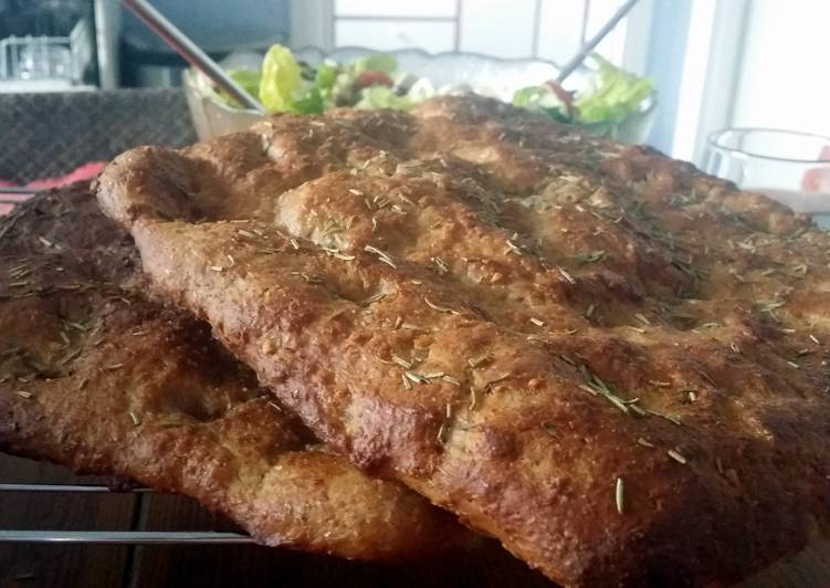 Easiest Way to Make Favorite Focaccia