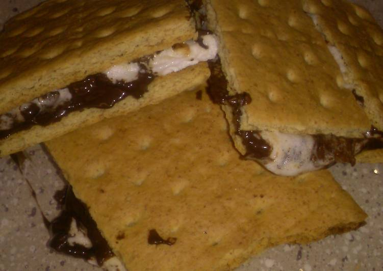 Simple Smores