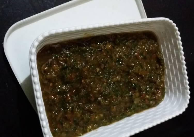 Recipe of Award-winning Mint Coriander Chutney
