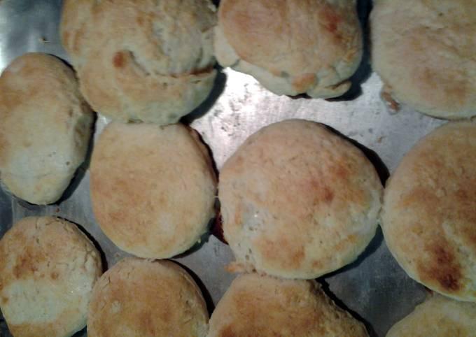 Easiest Way to Prepare Tasty skunks buttermilk biscuits