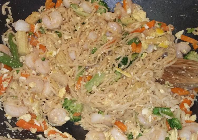 Recipe: Yummy YObOi stir Fry