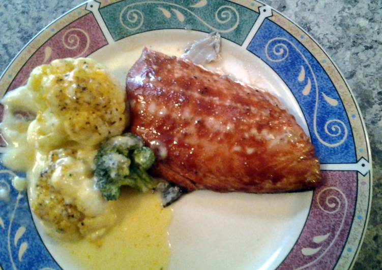 You Do Not Have To Be A Pro Chef To Start Maple Baked Salmon