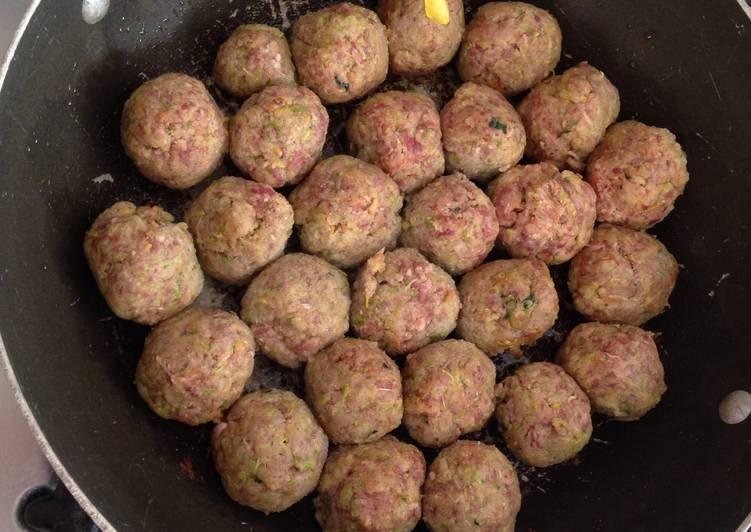 Le Polpette Della Zia (Auntie's Meatballs)