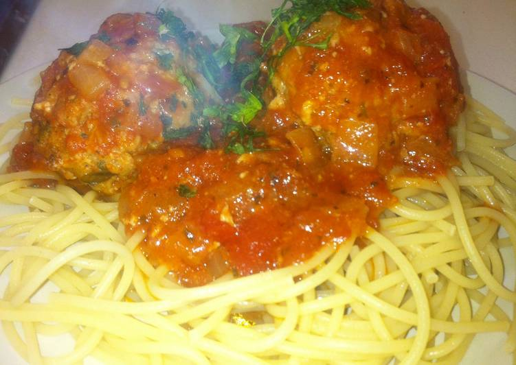 How to Make Ultimate Italian Meatball Spaghetti