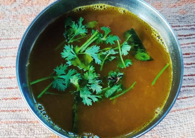 Green moong soup