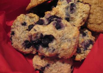 Easiest Way to Make Perfect Blueberry Hot Biscuit Scone