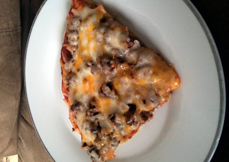 College Kid Pizza Dough