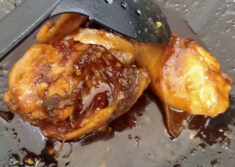 Ayam Kecap Simple Endolll