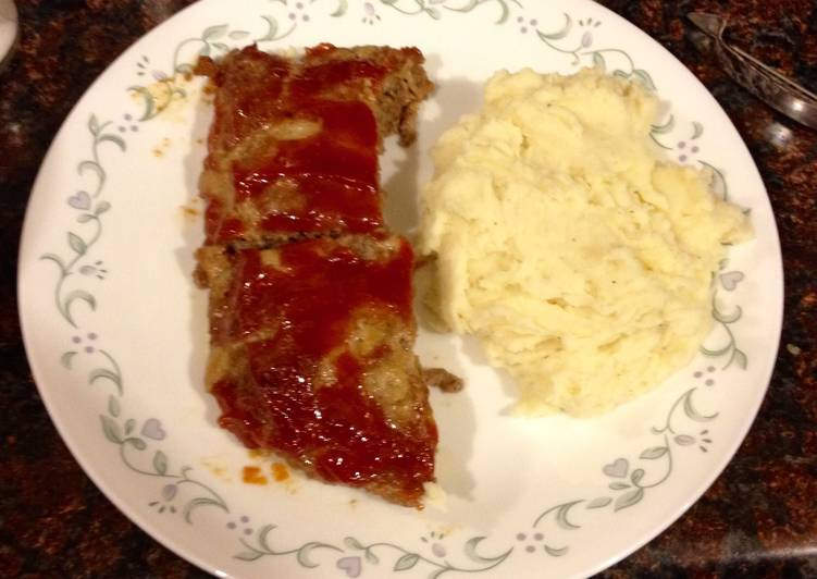 Recipe: Tasty Meatloaf