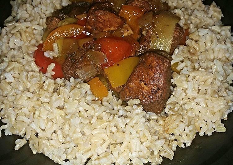 Recipe of Perfect Balsamic honey chicken
