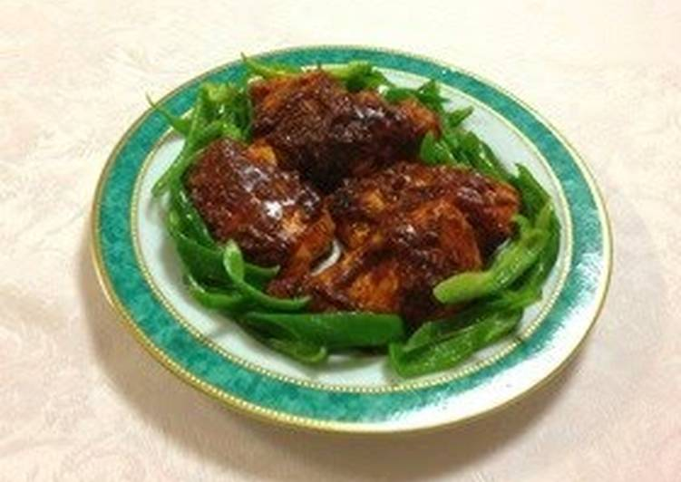 Recipe of Ultimate Time-Saving Tandoori Chicken