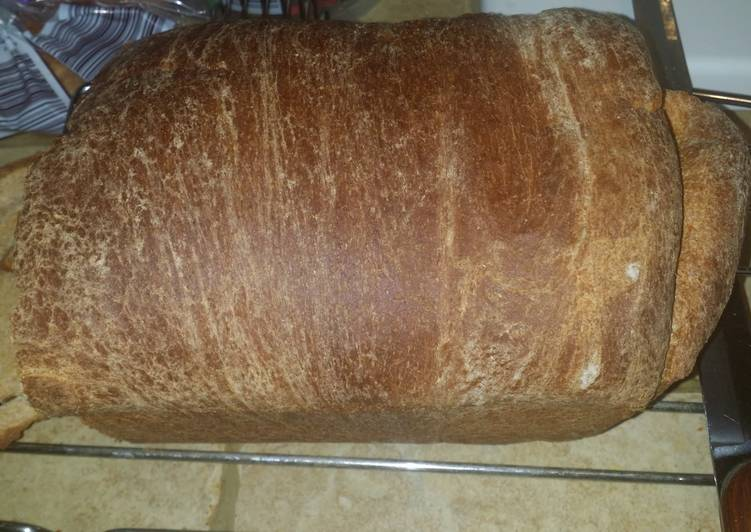 Basic wheat bread