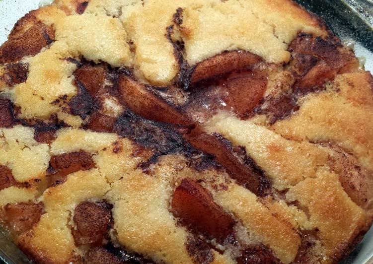 Recipe of Award-winning Apple Spiced Cobbler