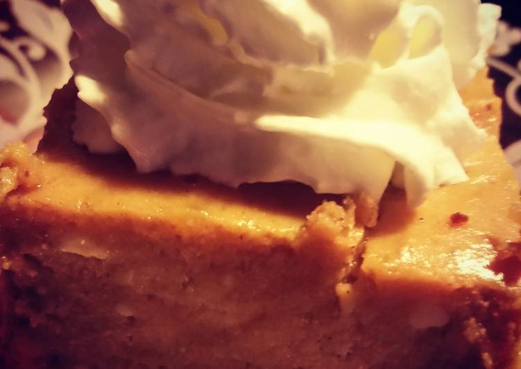 Steps to Make Super Quick Homemade Pumpkin Ricotta Cheesecake