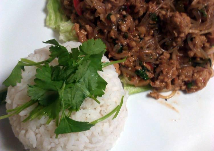 Easy Recipe: Tasty Thai Larb Gai