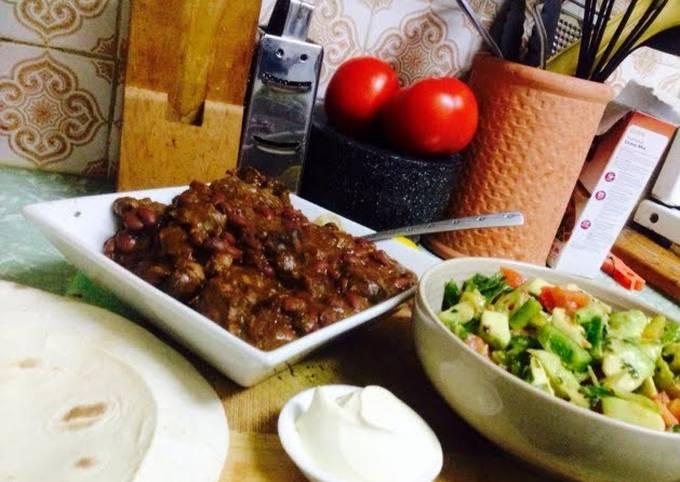 Chimichanga Beef