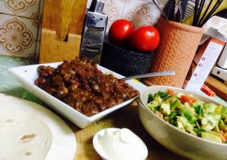 Simple Way to Prepare Perfect Chimichanga Beef