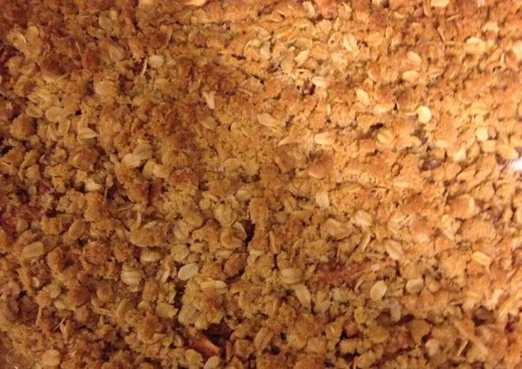 Step-by-Step Guide to Make Ultimate Apple Crisp