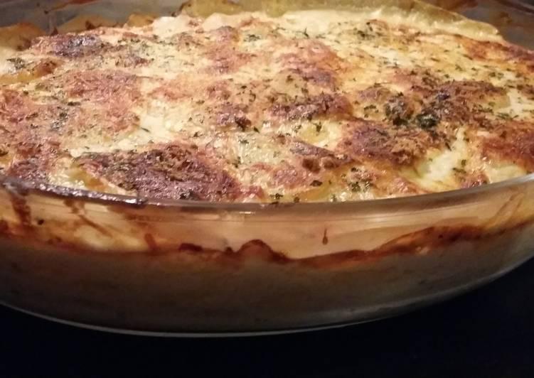 Recipe: Perfect Potatoes au Gratin