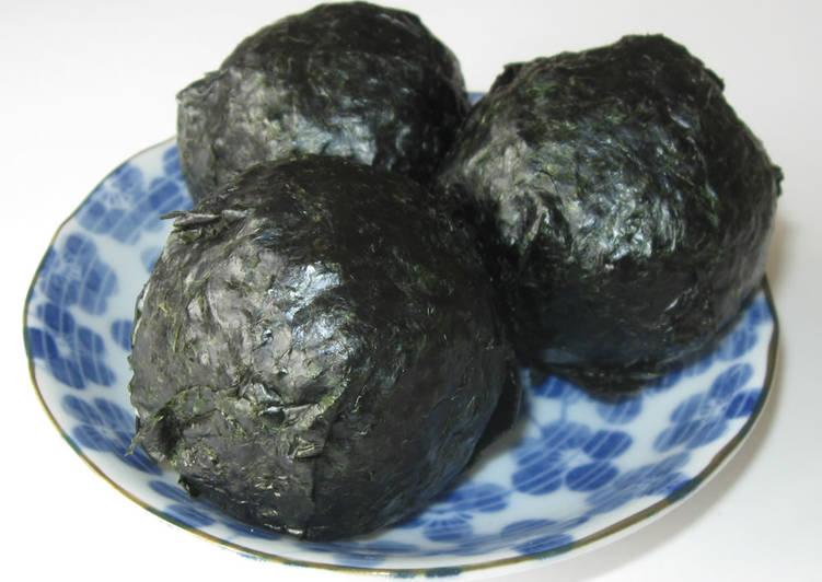 Recipe: Appetizing 'Bakudan Onigiri' (Rice Bombs)