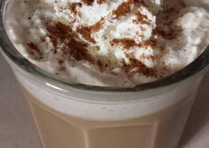 How to Make Yummy Pumpkin Spice Iced Coffee