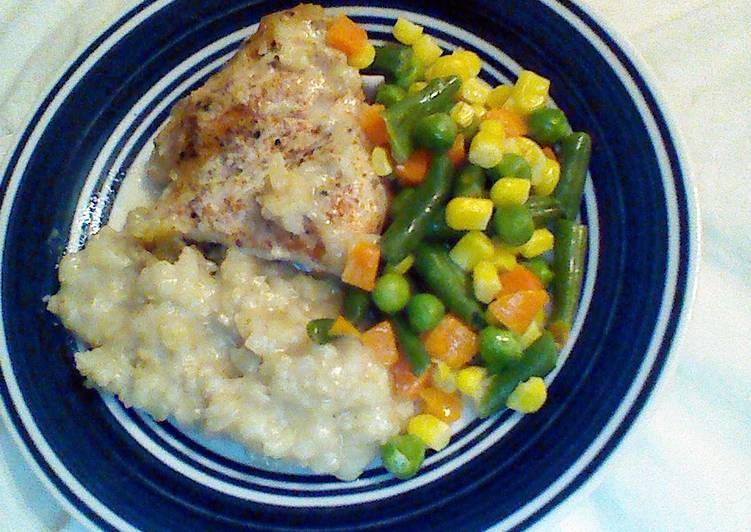 Step-by-Step Guide to Prepare Award-winning Crock Pot Chicken & Rice