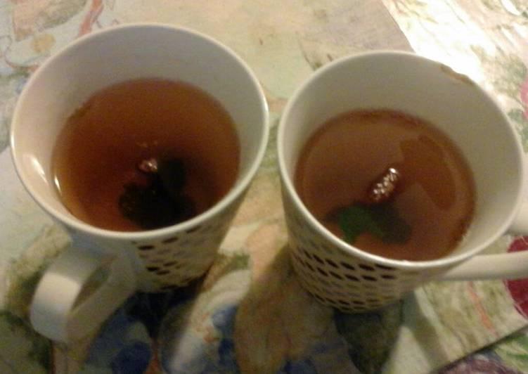 cinamon green tea