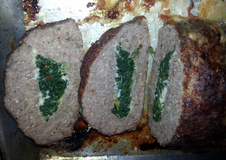 Recipe: Perfect stuffed meatloaf