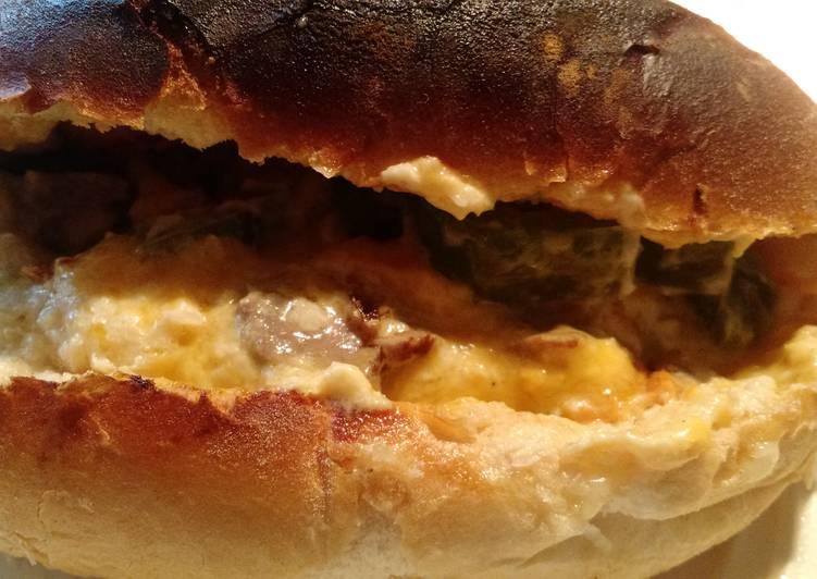 Recipe: Delicious Canadian steak sandwich