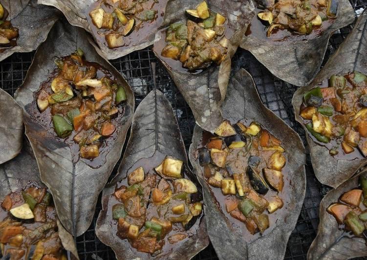 Simple Way to Prepare Homemade Magnolia Leaf Miso