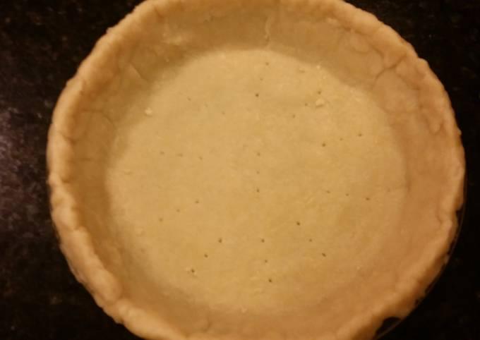 Mom's Blue Ribbon Pie Crust