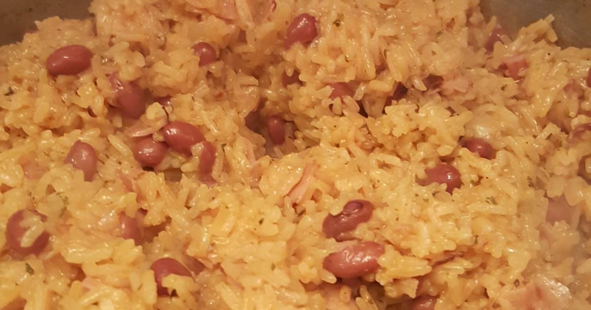 Arroz Con Habichuelas Recipes 3 Recipes Cookpad