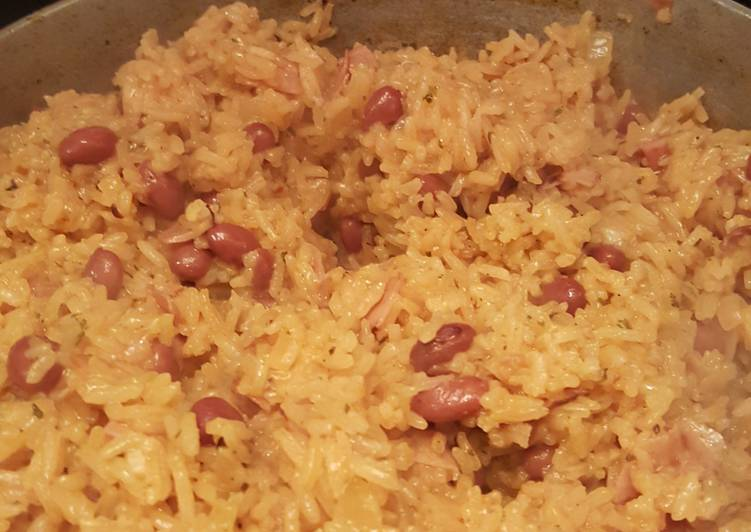 Step-by-Step Guide to Make Ultimate Arroz con habichuelas