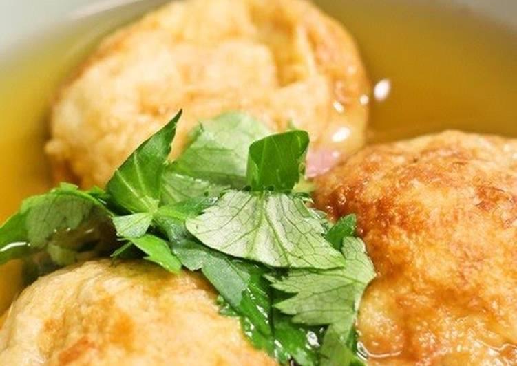 15 Minute Recipe of Homemade Soft and Creamy Delicious Akashiyaki!