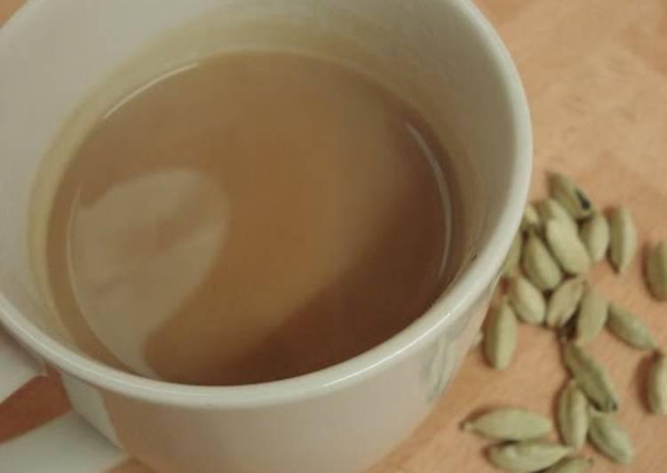 Step-by-Step Guide to Prepare Award-winning Cardamon Tea ~ Indian Chai
