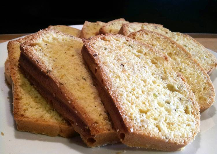 AMIEs PISTACHIO & ALMOND Bread Biscotti