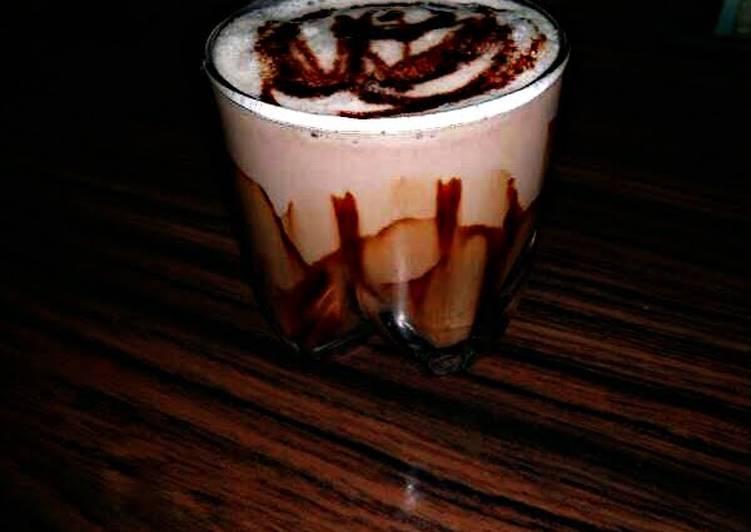 Easiest Way to Cook Perfect Easy Chocolate Milkshake