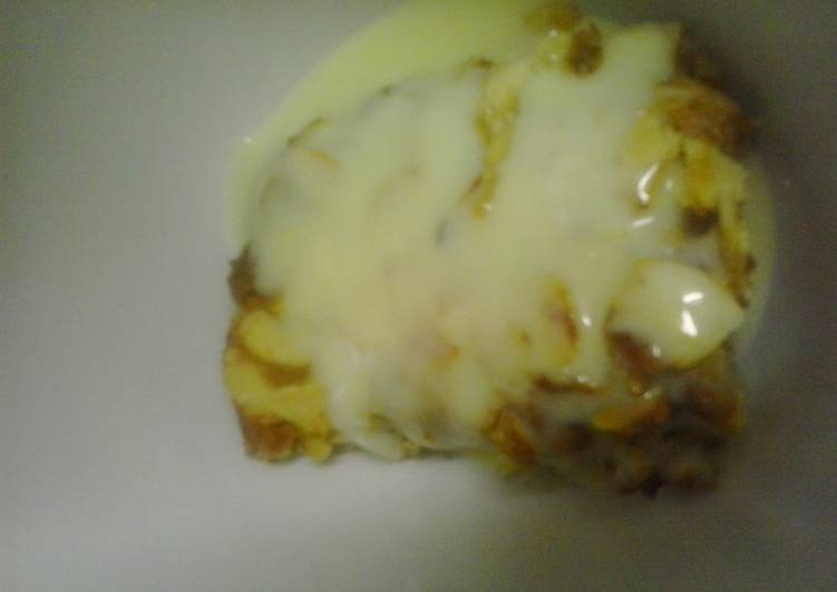 Step-by-Step Guide to Prepare Favorite Posh bread and butter pudding