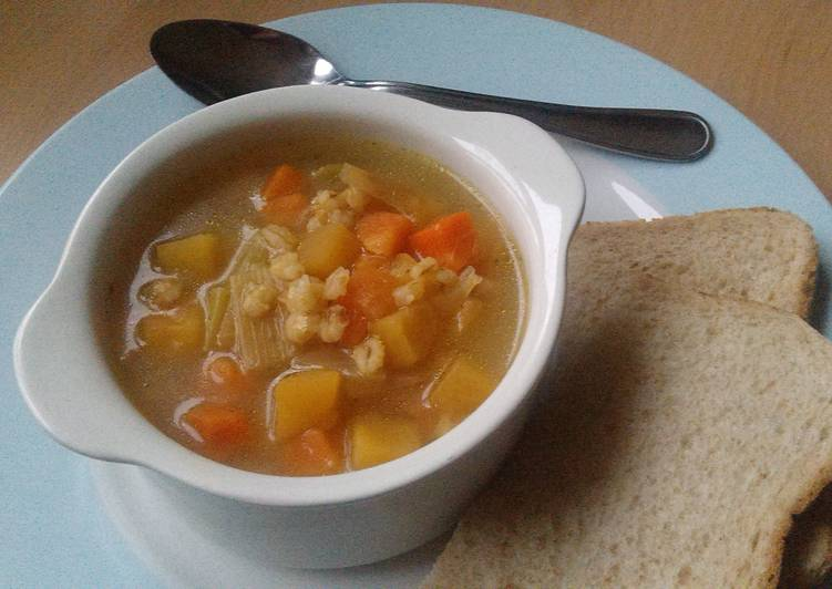 How to Prepare Yummy Vickys Vegetable Broth, GF DF EF SF NF