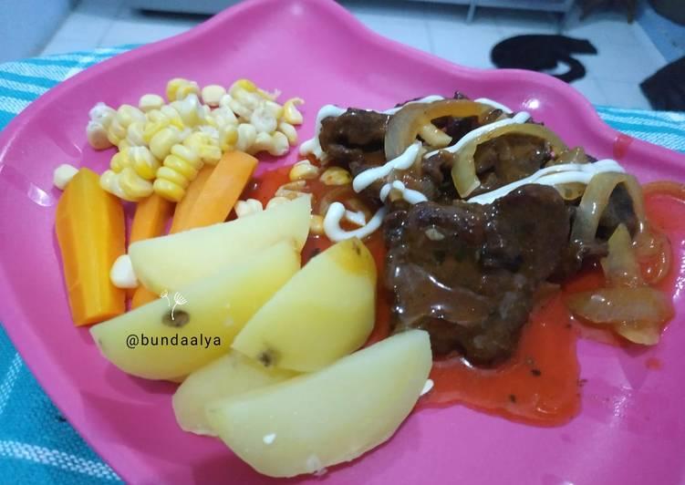 Beef Steak 🍖