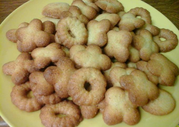Recipe: Yummy Shrewsbury biscuits