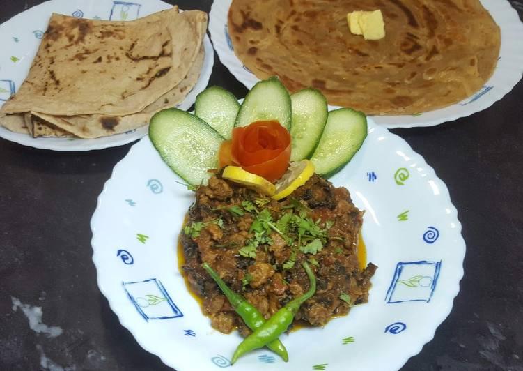 15 Minute Recipe of Quick Qeema karelay