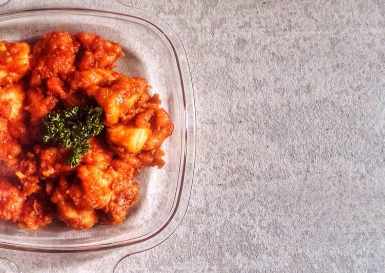 Spicy Chicken Pop