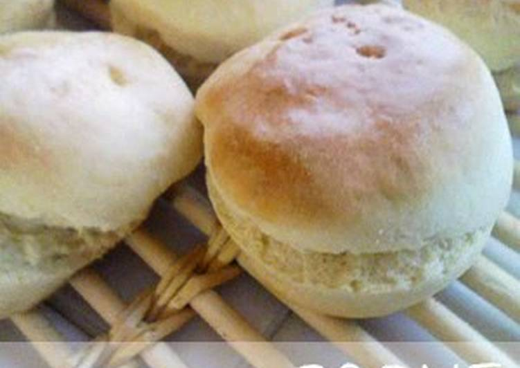 Subtly Sweet, Easy-to-Make Scones
