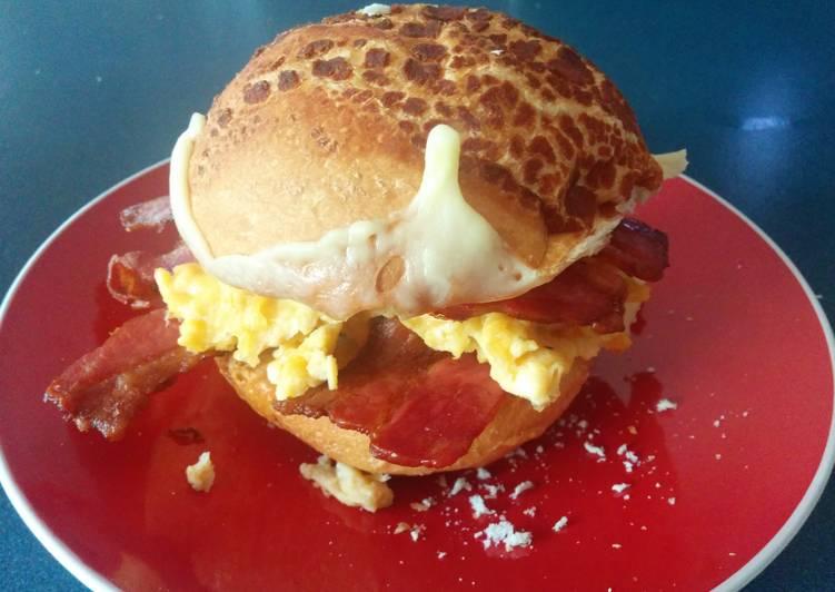 Simple Way to Make Homemade Hero Breakfast Sandwiches