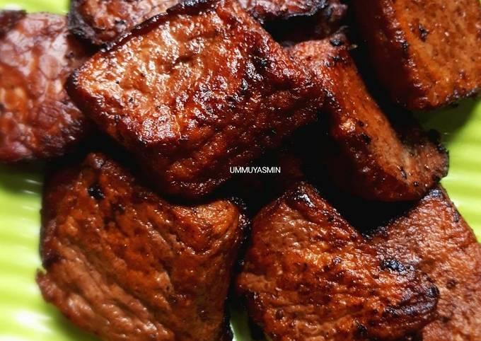Resep Tahu Tempe Bacem oleh Yasmin Kitchen - Cookpad