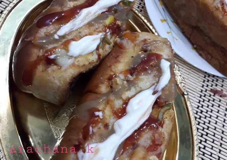 Easiest Way to Make Super Quick Homemade Hot dog bun