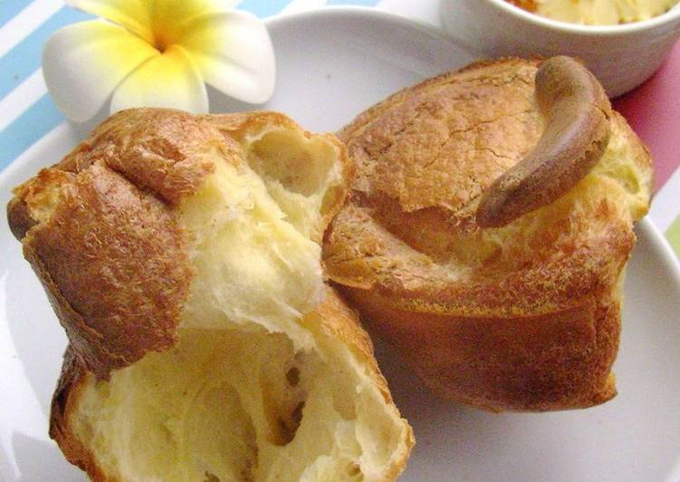 Consume These 14 Superfoods to Go Green for Great Health Fluffy Egg Roll Popovers