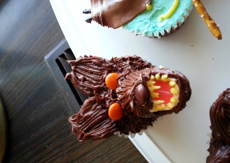 The Simplest Way to Make Perfect werewolf cupcake